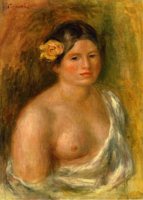 Gabrielle. Pierre-Auguste Renoir