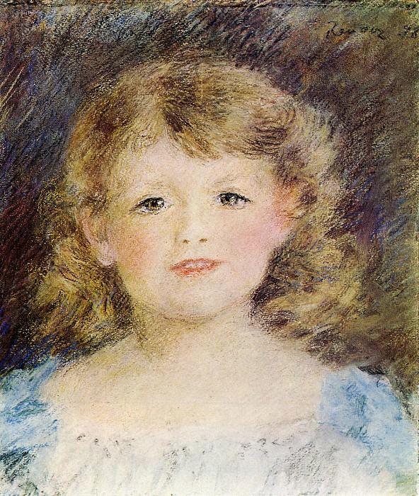 Paul Charpentier - 1887. Пьер Огюст Ренуар