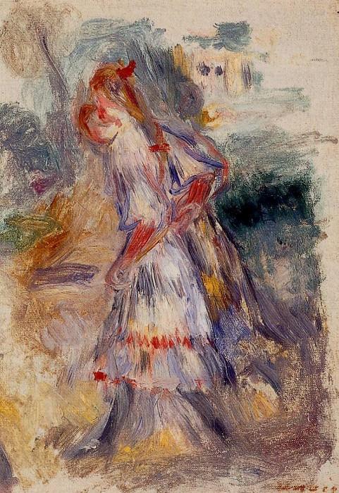 Girls - 1905. Пьер Огюст Ренуар