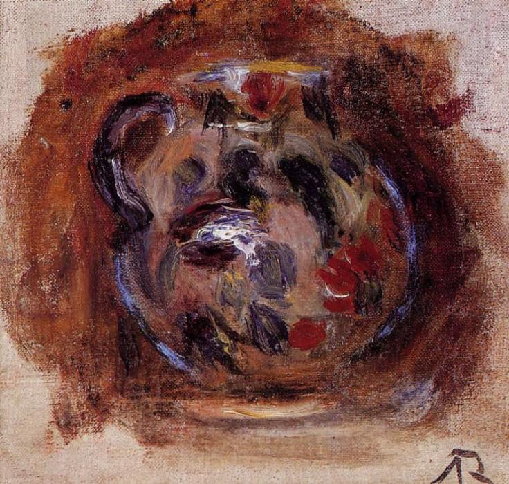 Earthenware Jug - 1915. Pierre-Auguste Renoir