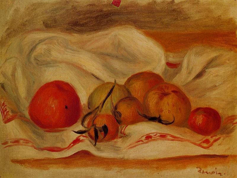 Still Life 2. Pierre-Auguste Renoir
