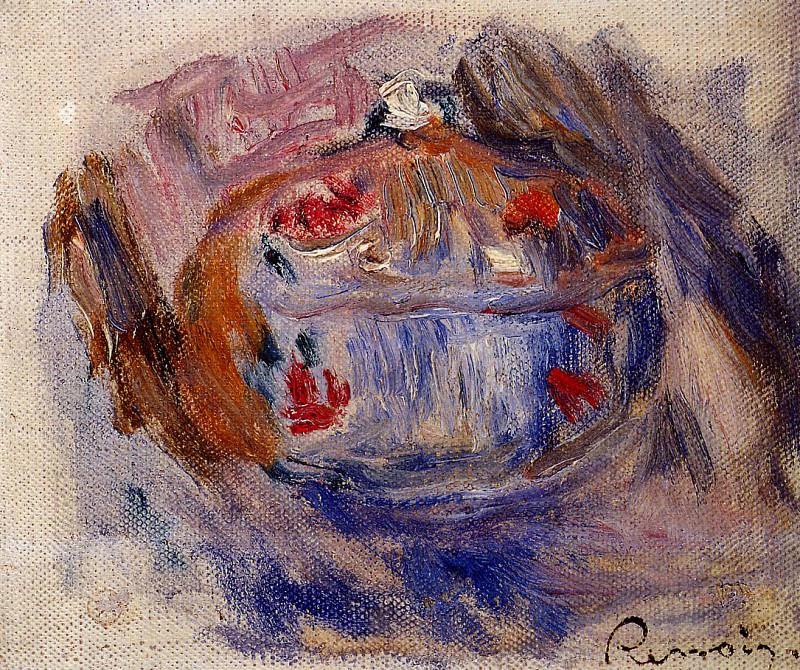 Sugar Bowl - 1905. Pierre-Auguste Renoir