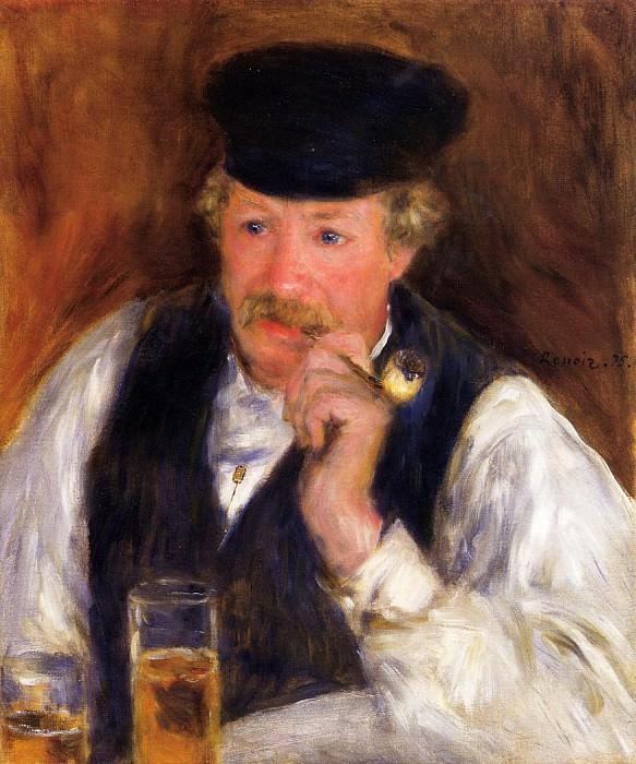 Monsieur Fornaise. Pierre-Auguste Renoir