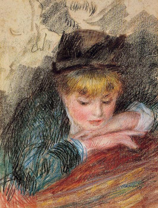 The Loge - 1879. Pierre-Auguste Renoir
