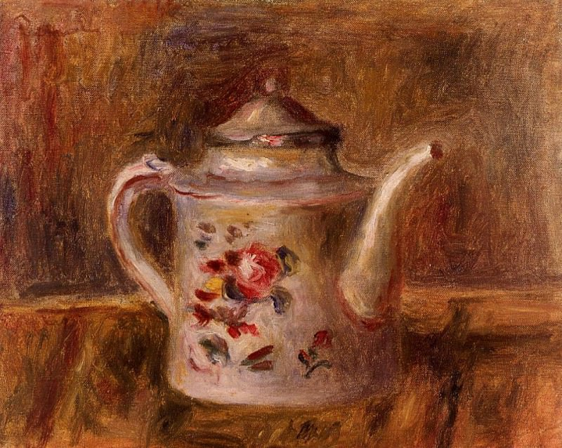 Watering Can - 1905. Pierre-Auguste Renoir