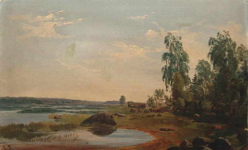 Dali. Ivan Ivanovich Shishkin