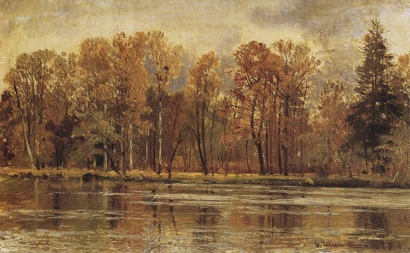Autumn 1888 77, 6h23, 5. Ivan Ivanovich Shishkin