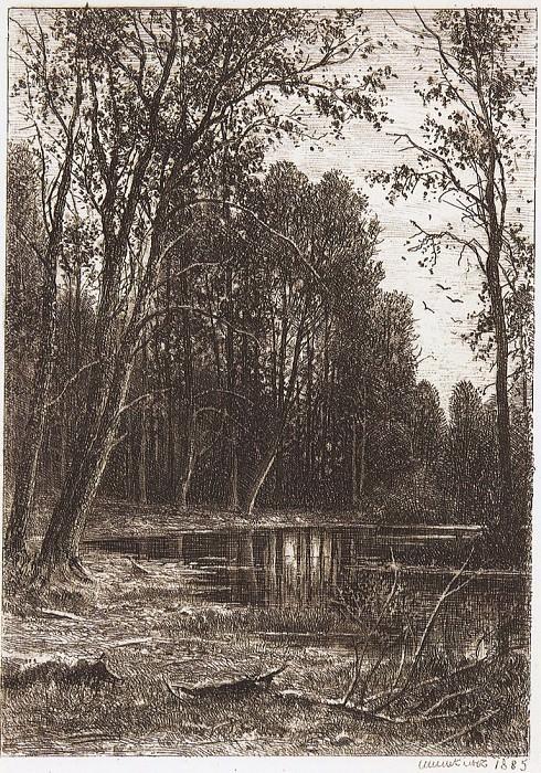 lull. 1885 26. 5h18, 2. Ivan Ivanovich Shishkin