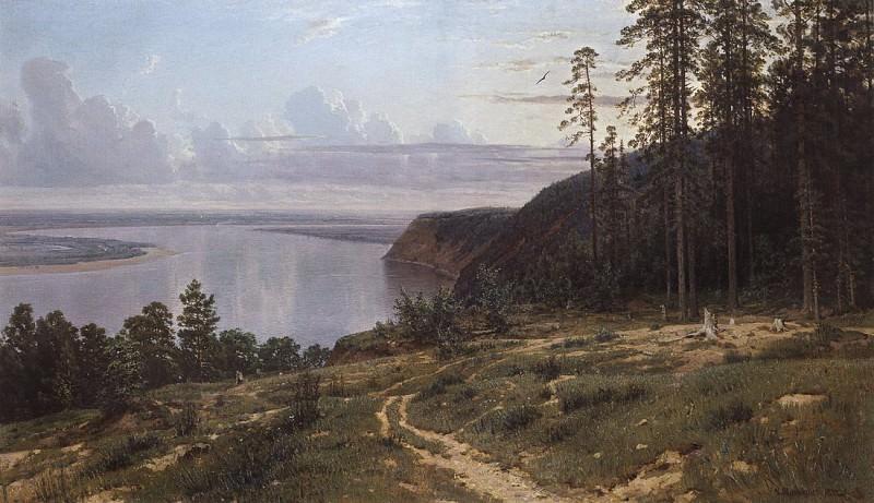 Kama. 1882 104, 5h181. Ivan Ivanovich Shishkin