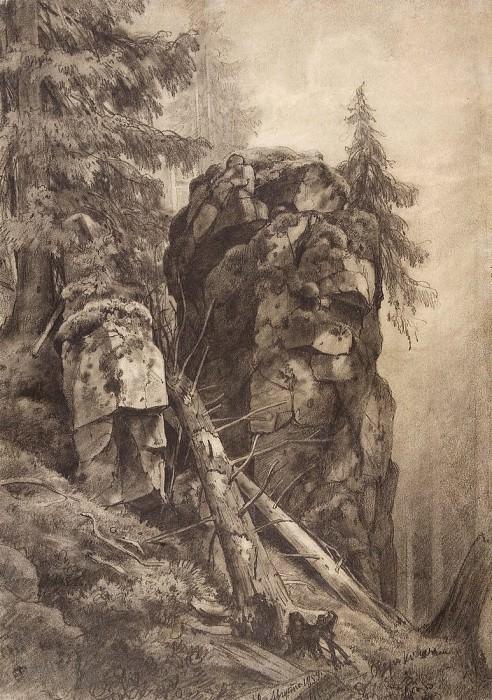 Rock. 1859 45, 2h31. 5. Ivan Ivanovich Shishkin