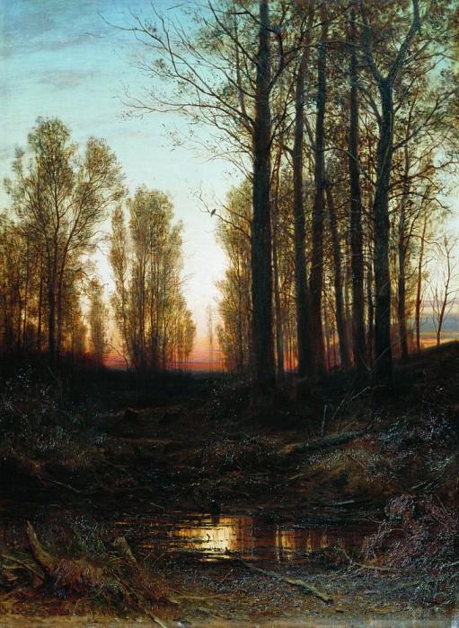 Twilight 1874 117h86, 2. Ivan Ivanovich Shishkin
