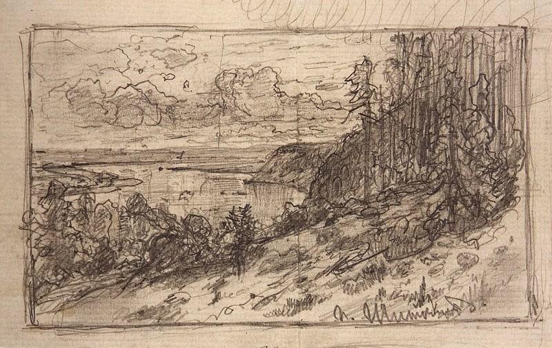 Kama. 1895 12, 2h19, 5. Ivan Ivanovich Shishkin