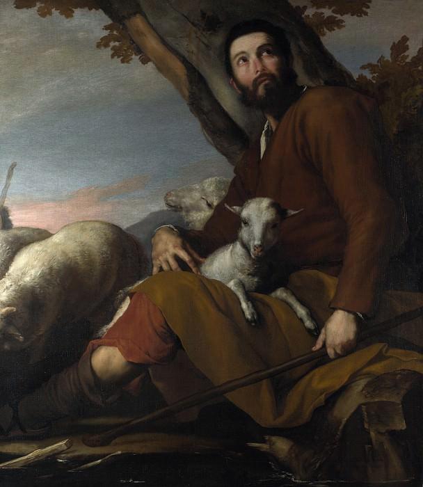 Jusepe de Ribera - Jacob with the Flock of Laban. Part 4 National Gallery UK