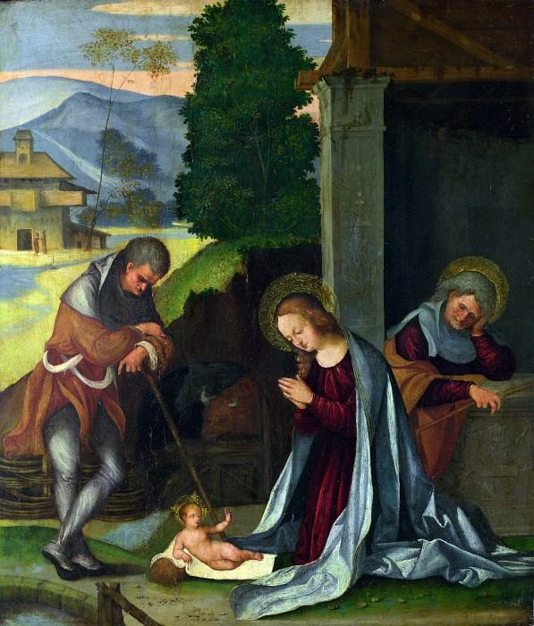 Лодовико Маццолино - Рождество. Часть 4 Национальная галерея