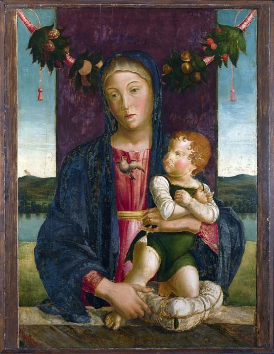 Лаццаро Бастиани - Мадонна с Младенцем. Часть 4 Национальная галерея