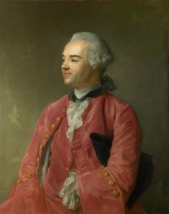 Jean-Baptiste Perronneau - Jacques Cazotte. Part 4 National Gallery UK