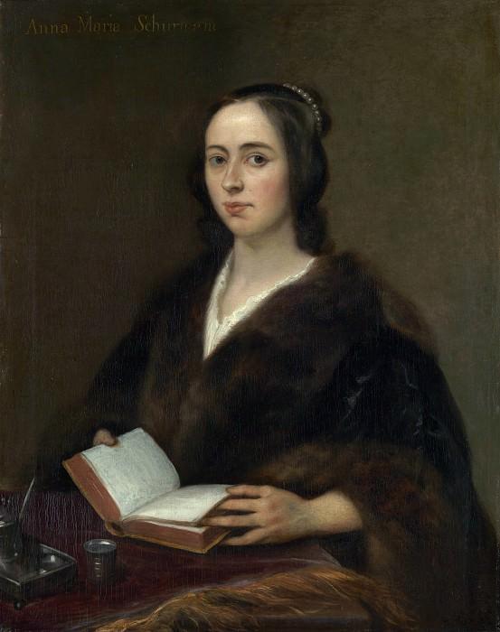Ян Ливенс - Портрет Анны Марии ван Схурман. Часть 4 Национальная галерея