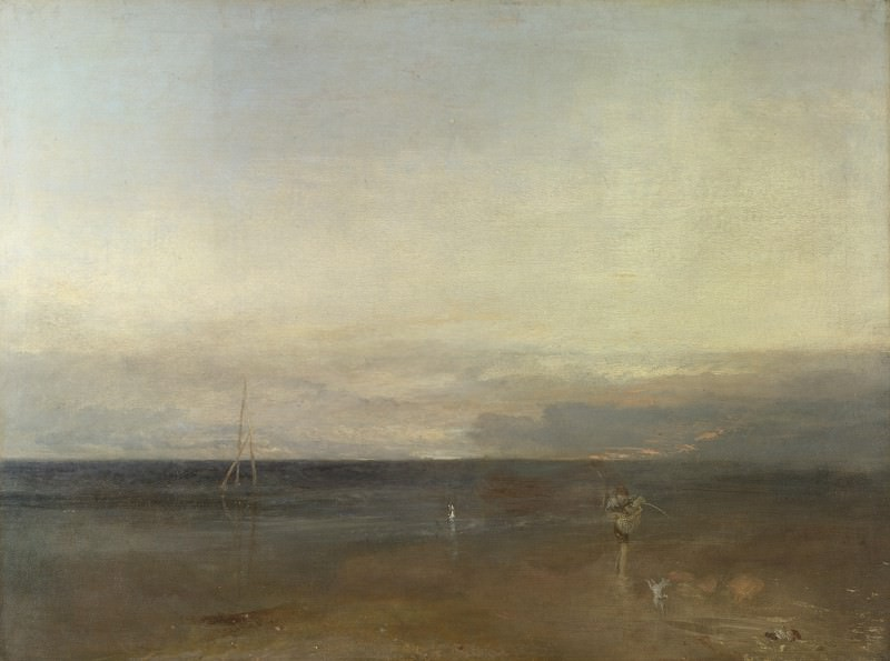 Джозеф Мэллорд Уильям Тёрнер - Вечерняя звезда. Часть 4 Национальная галерея