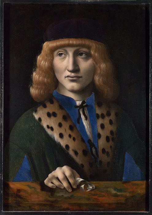 Ломбардская школа, 1494 - Франческо ди Бартоломео Аркинто. Часть 4 Национальная галерея