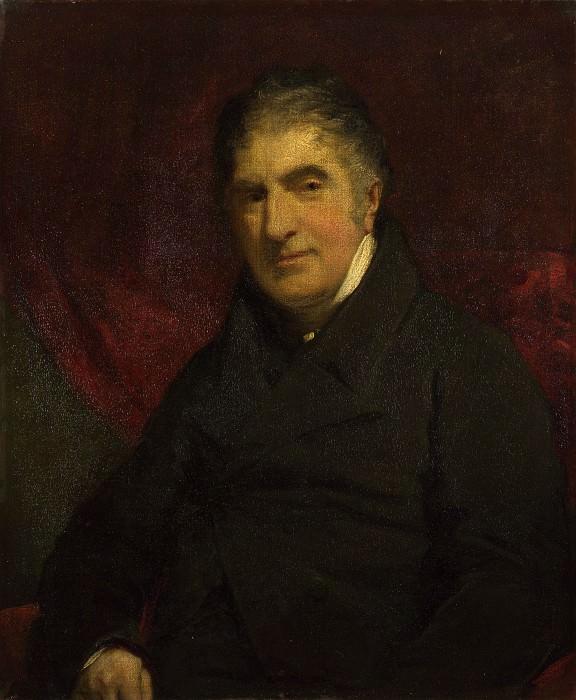 Джон Джексон - Преподобный Уильям Холуэлл Карр. Часть 4 Национальная галерея