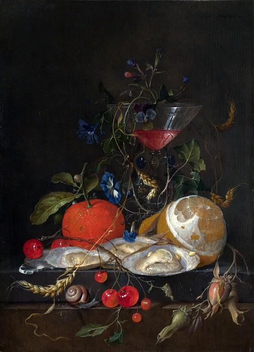 Jan Davidsz. de Heem - Still Life. Part 4 National Gallery UK