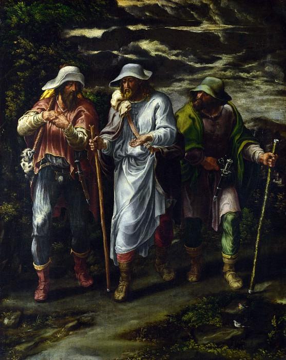 Лелио Орси - Путь в Эммаус. Часть 4 Национальная галерея