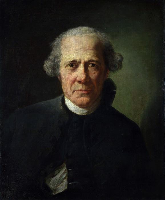 Joseph Ducreux - Portrait of a Man. Part 4 National Gallery UK