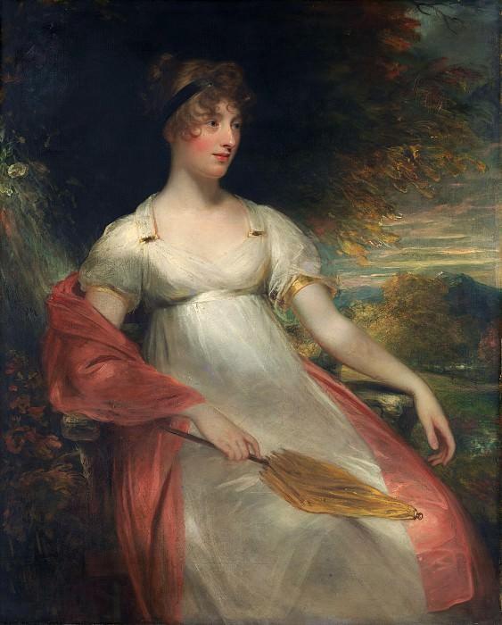 Sir William Beechey - Portrait of a Woman. Metropolitan Museum: part 4
