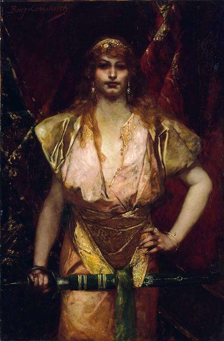 Jean-Joseph Benjamin-Constant - Judith. Metropolitan Museum: part 4