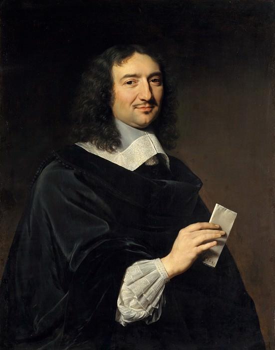 Philippe de Champaigne - Jean Baptiste Colbert (1619–1683). Metropolitan Museum: part 4
