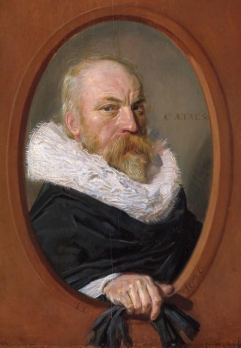 Frans Hals - Petrus Scriverius (1576–1660). Metropolitan Museum: part 4