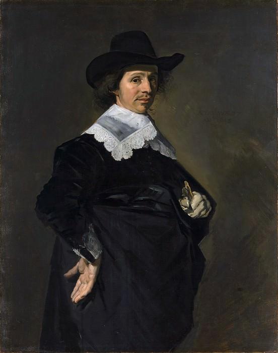 Frans Hals - Paulus Verschuur (1606–1667). Metropolitan Museum: part 4