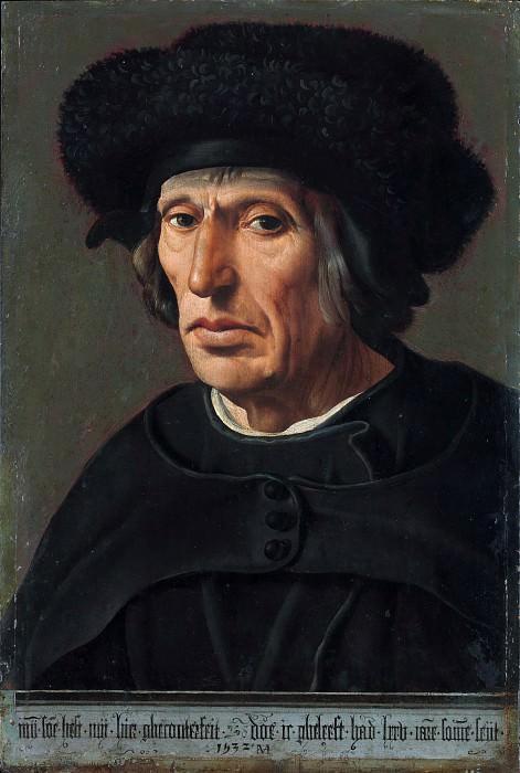 Maarten van Heemskerck - Jacob Willemsz. van Veen (1456–1535), the Artist's Father. Metropolitan Museum: part 4