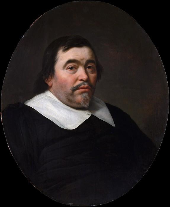 Bartholomeus van der Helst - Portrait of a Man. Metropolitan Museum: part 4