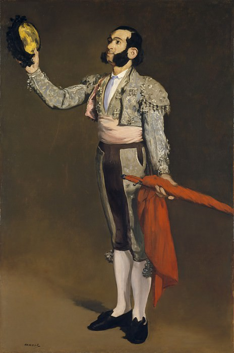 A Matador. Édouard Manet