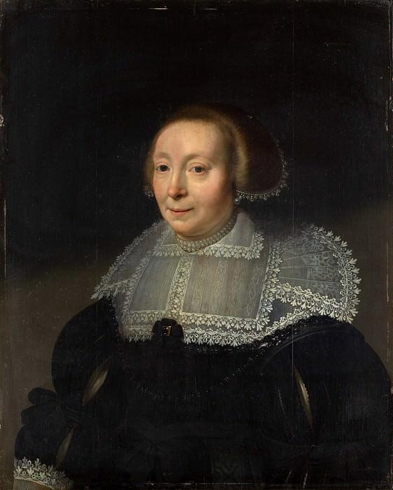 Michiel van Miereveld - Portrait of a Woman with a Lace Collar. Metropolitan Museum: part 4
