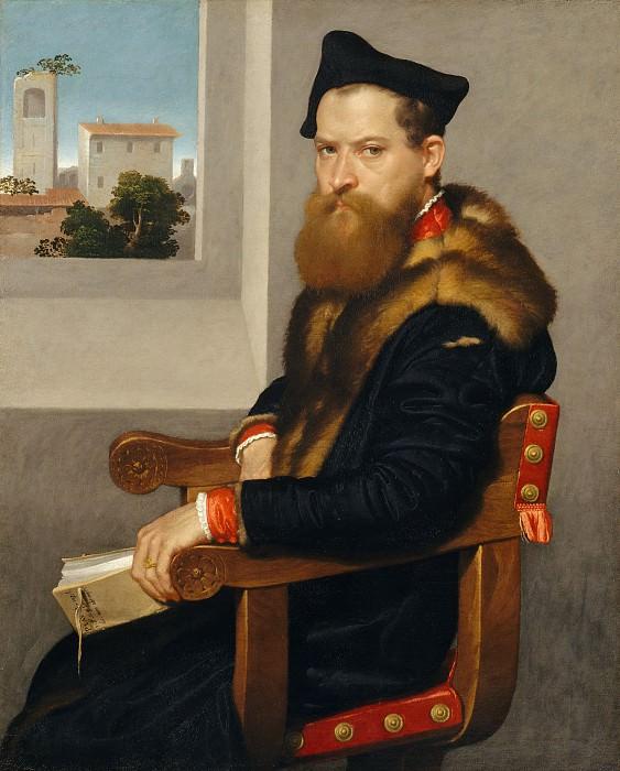 Джованни Баттиста Морони - Бартоломео Боньи (умер в 1584). Музей Метрополитен: часть 4