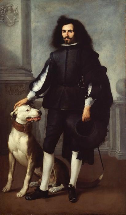 Bartolomé Esteban Murillo - Don Andrés de Andrade y la Cal. Metropolitan Museum: part 4