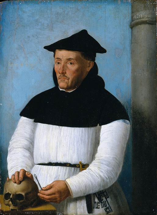 Netherlandish Painter, dated 1569 - Portrait of a Surgeon. Metropolitan Museum: part 4