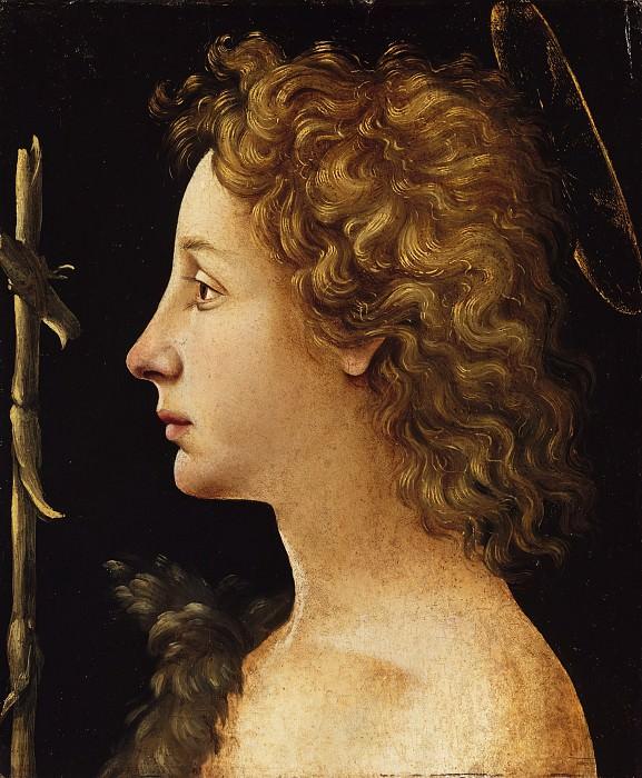 Piero di Cosimo (Italian, Florence 1462–1522 Florence) - The Young Saint John the Baptist. Metropolitan Museum: part 4