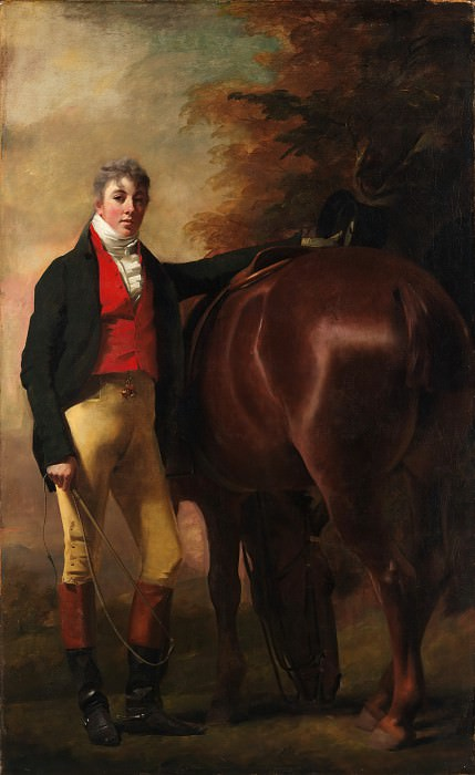 Сэр Генри Рэйбёрн - Джордж Харлей Драммонд (1783-1855). Музей Метрополитен: часть 4