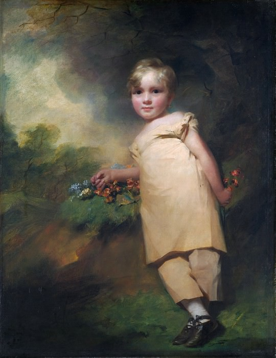 Sir Henry Raeburn - William Scott-Elliot of Arkleton (1811–1901). Metropolitan Museum: part 4