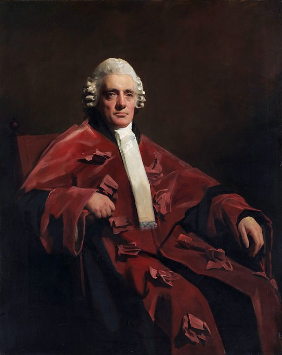 Sir Henry Raeburn - William Robertson (1753–1835), Lord Robertson. Metropolitan Museum: part 4