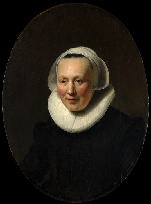 Rembrandt (Dutch, Leiden 1606–1669 Amsterdam) - Portrait of a Woman (attr). Metropolitan Museum: part 4