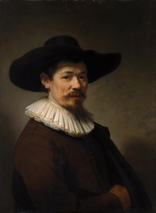 Rembrandt (Dutch, Leiden 1606–1669 Amsterdam) - Herman Doomer (born about 1595, died 1650). Metropolitan Museum: part 4
