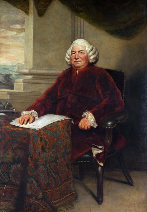 Sir Joshua Reynolds - John Barker (1707–1787). Metropolitan Museum: part 4