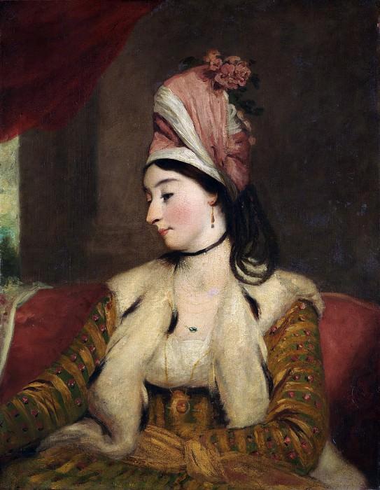 Workshop of Sir Joshua Reynolds - Mrs. George Baldwin (Jane Maltass, 1763–1839). Metropolitan Museum: part 4