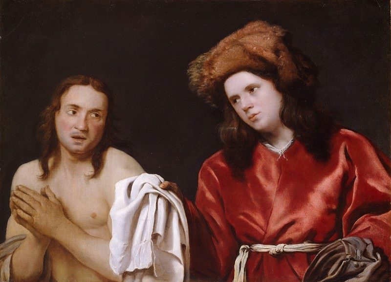 Michiel Sweerts - Clothing the Naked. Metropolitan Museum: part 4