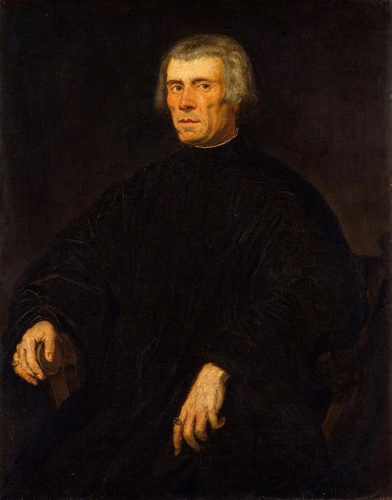 Jacopo Tintoretto (Italian, Venice 1519–1594 Venice) - Portrait of a Man. Metropolitan Museum: part 4