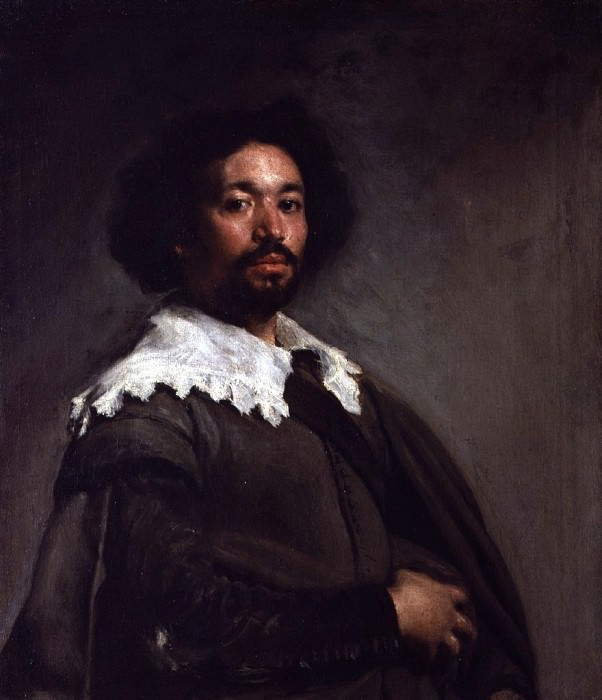 Velázquez (Spanish, Seville 1599–1660 Madrid) - Juan de Pareja (born about 1610, died 1670). Metropolitan Museum: part 4